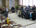 社西地区社協会食会の様子